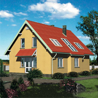 проект дома 81-94 общ. площадь 140,1м2