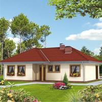 проект дома 82-17 общ. площадь 178,5м2