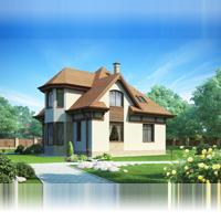 проект дома 82-57 общ. площадь 135,10 м2