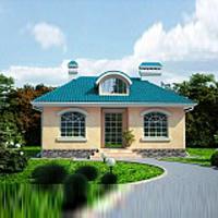 проект дома 82-73 общ. площадь 122,5 м2