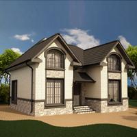 проект дома 88-33 общ. площадь 146.30 м2