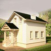 проект дома 88-72 общ. площадь 136,81 м2