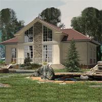 проект дома 88-74 общ. площадь 149,25 м2