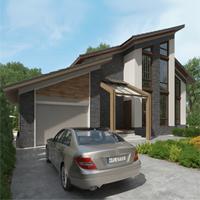 проект дома 87-32 общ. площадь 144,10 м2