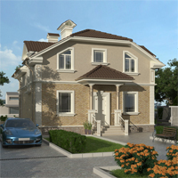 проект дома 87-15 общ. площадь 141,15 м2