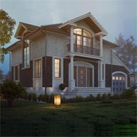 проект дома 87-78 общ. площадь 224,60 м2