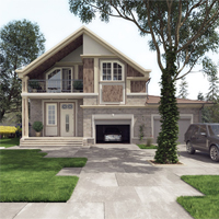 проект дома 89-94 общ. площадь 289,45 м2