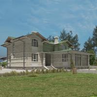 проект дома 84-69 общ. площадь 485,15 м2