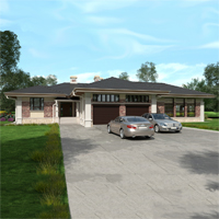 проект дома 83-39 общ. площадь 234,10 м2