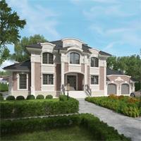 проект дома 93-21 общ. площадь 430,90 м2
