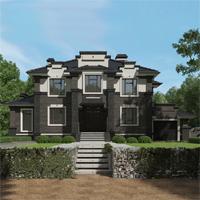 проект дома 93-63 общ. площадь 381,45 м2