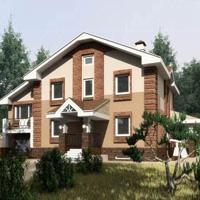 проект дома 50-76 общ. площадь 290,0м2