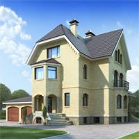 проект дома 50-62 общ. площадь 344,0м2
