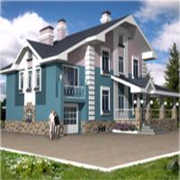проект дома 10-29 общ. площадь 292,0м2