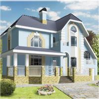 проект дома 33-46 общ. площадь 344,5м2
