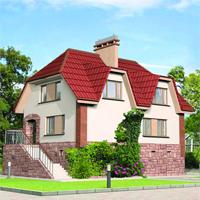 проект дома 52-78 общ. площадь 247.00м2