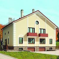 проект дома 52-80 общ. площадь 373м2