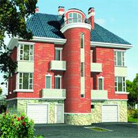 проект дома 52-81 общ. площадь 456,7м2