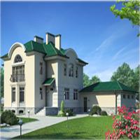 проект дома 80-15 общ. площадь 452,4м2