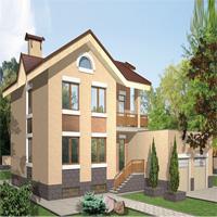 проект дома 59-24 общ. площадь 355,1 м2