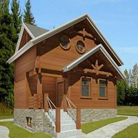 Каталог проекты домов из пеноблоков проект дома 59-47 общ. площадь 191,1 м2