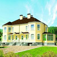 проект дома 59-68 общ. площадь 430,1 м2