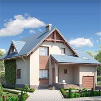 проект дома 59-83 общ. площадь 225.7 м2