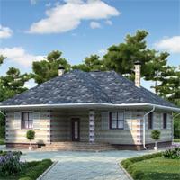 проект дома 59-85 общ. площадь 236 м2