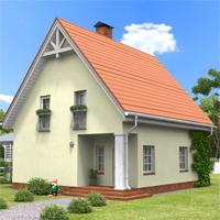 Каталог проекты домов из пеноблоков проект дома 59-84 общ. площадь 118,9 м2