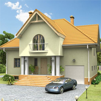 проект дома 59-99 общ. площадь 332,1 м2