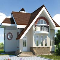 Каталог проекты домов из пеноблоков проект дома 58-74 общ. площадь 131,86м2