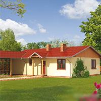 проект дома 57-07 общ. площадь 99,8м2