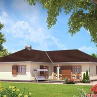 проект дома 57-12 общ. площадь 131,5м2
