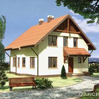 проект дома 57-28 общ. площадь 131,9м2