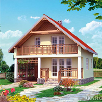 проект дома 57-38 общ. площадь 97,6м2