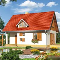 проект дома 57-41 общ. площадь 102,7м2