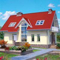 проект дома 57-43 общ. площадь 144,7м2