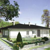 проект дома 57-81 общ. площадь 187,4м2