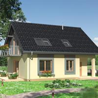 проект дома 57-92 общ. площадь 149,50м2