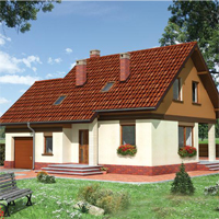 проект дома 82-38 общ. площадь 143,2м2
