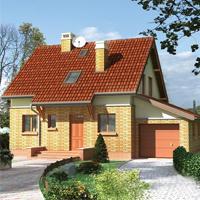 проект дома 82-39 общ. площадь 131,9м2