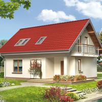 проект дома 57-94 общ. площадь 119,9м2