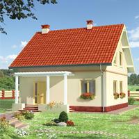 проект дома 57-95 общ. площадь 120,0м2