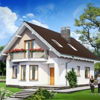 проект дома 60-06 общ. площадь 122,6м2