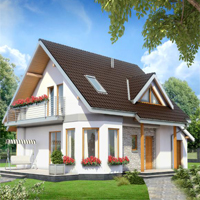 проект дома 60-09 общ. площадь 133,9м2