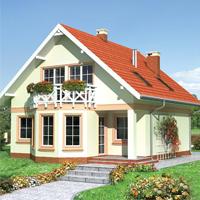 проект дома 60-10 общ. площадь 132,6м2