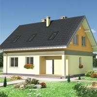 проект дома 60-13 общ. площадь 138,8м2