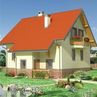 проект дома 60-20 общ. площадь 137,7м2