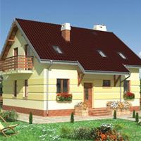 проект дома 60-21 общ. площадь 138,5м2