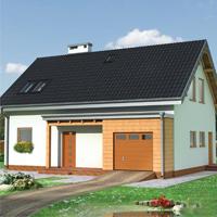 проект дома 60-22 общ. площадь 148,6м2